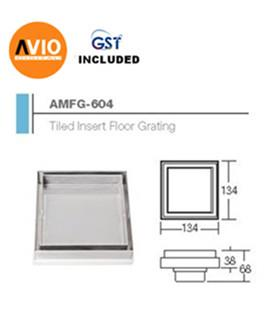 AIMER MALAYSIA AMFG-604 STAINLESS STEEL 304 1.0MM FLOOR GRATING