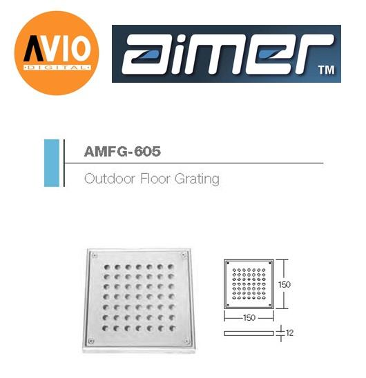 AIMER MALAYSIA AMFG-605 STAINLESS STEEL 304 1.5MM FLOOR GRATING