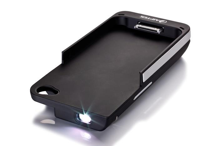 Aiptek MobileCinema - Iphone Projector i15 [Screen Max 60']