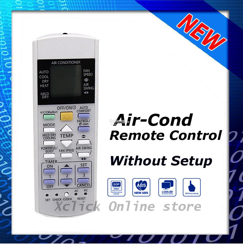 Air-Cond Remote Control- Compatible for Panasonic