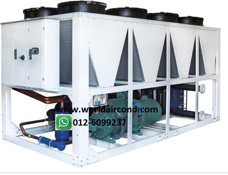 Air-Cooled Chiller Unit
