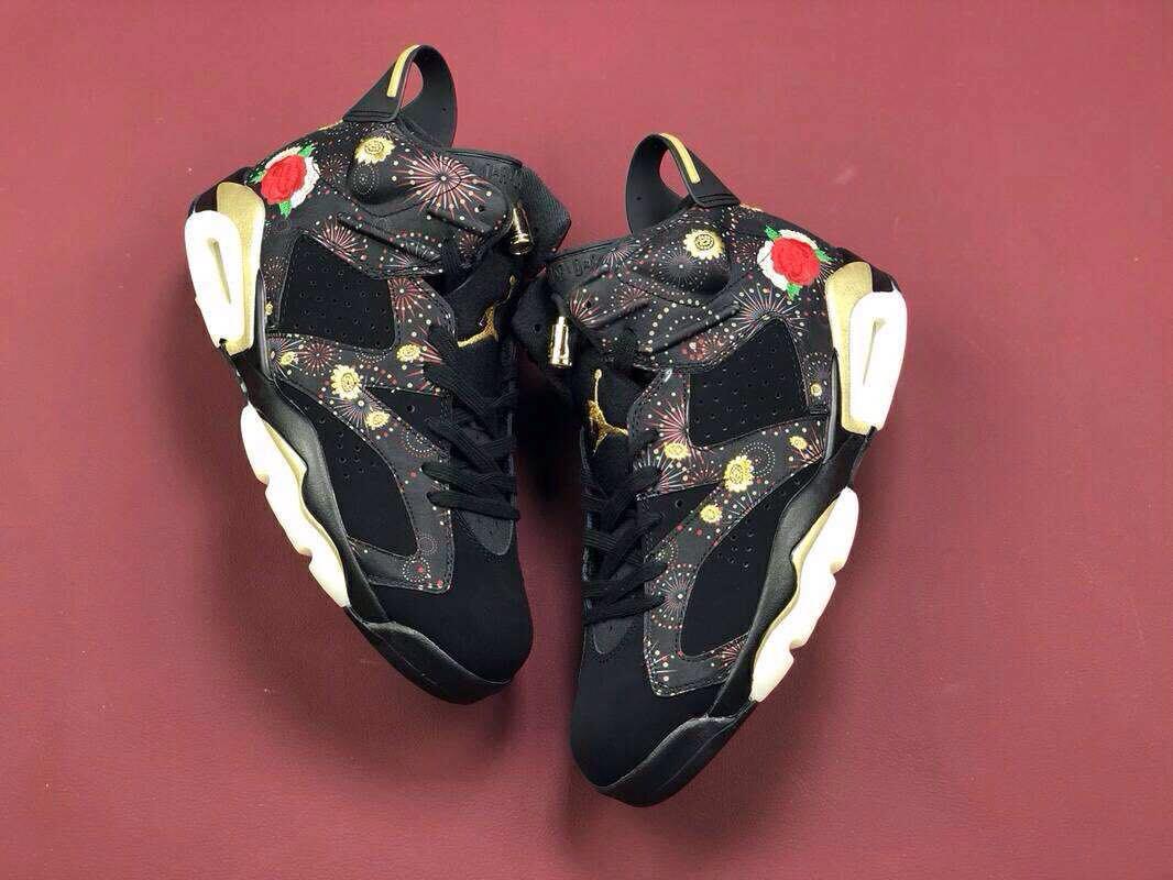 separation shoes b79a9 7d943 AIR JORDAN 6 CHY SHOES SPORT SHOES WOMEN SHOES JOGGING SHOES