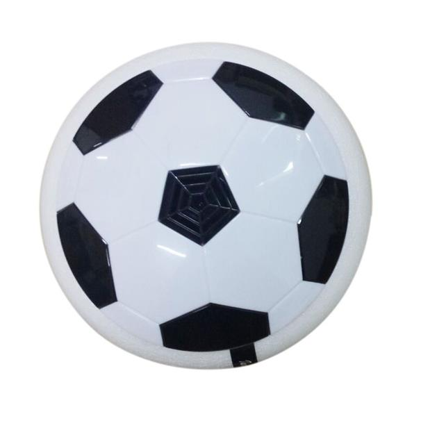 Air Power Soccer Disc Indoor Football Toy Multi-surface Hovering Glidi