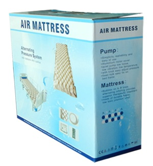 Air ripple mattress to Penang Georgetown, Bukit Mertajam, Butterworth