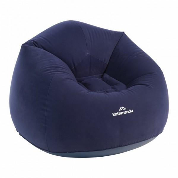 Air Sofa Kathmandu Roamer Airbag Inflatable Chair  Dark Denim