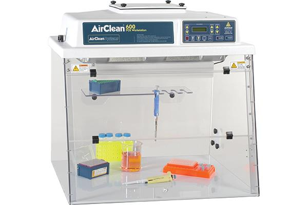 AirClean Systems PCR Laminar Flow Cabinet 48 Inches
