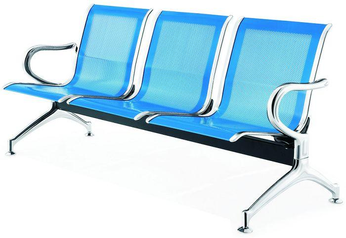 Airport Clinic Office Visitor Waiting Link Chair