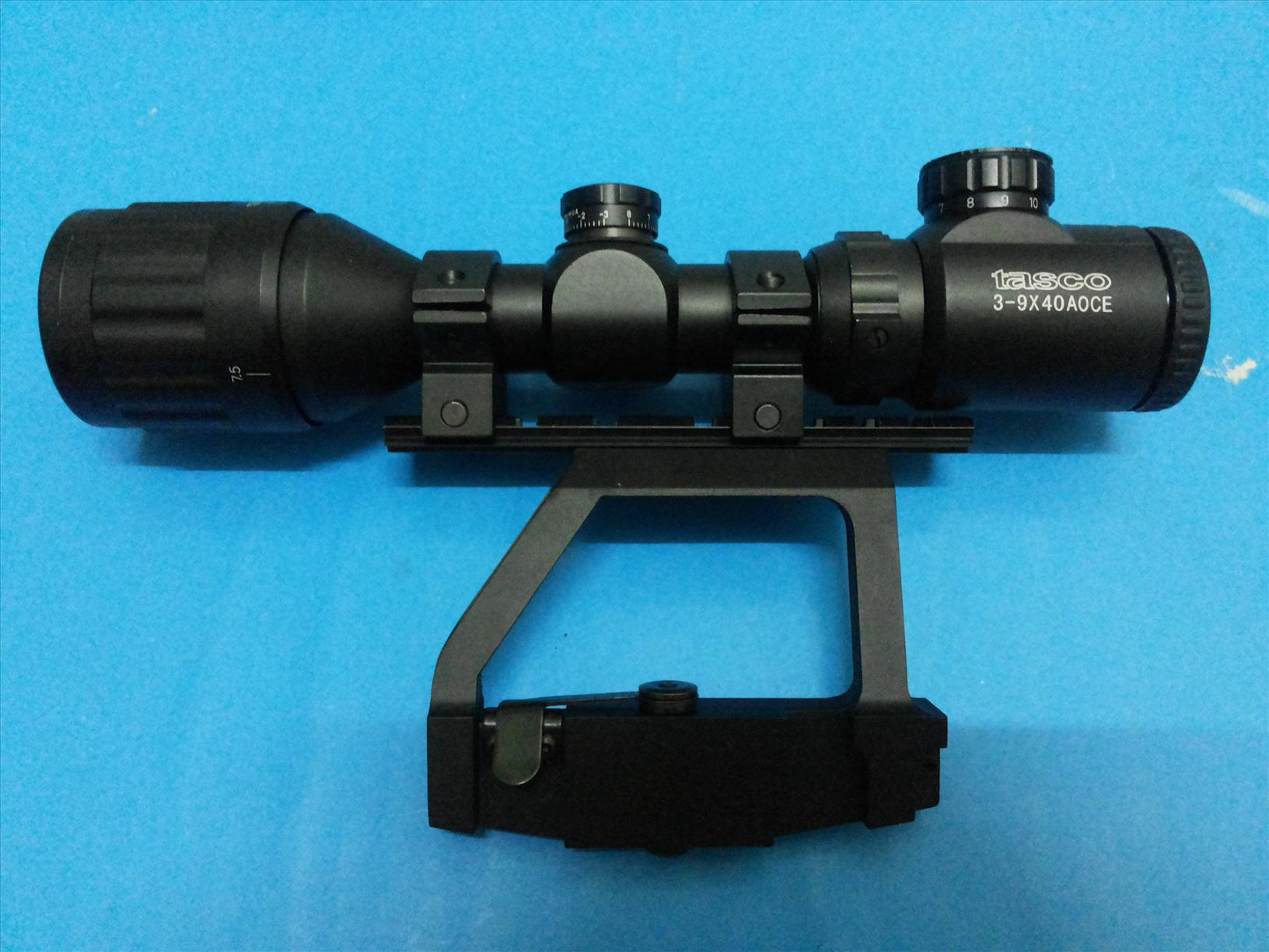 AIRSOFT TASCO 3-9x40MM AOCE CO...