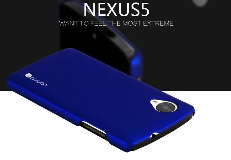 premium selection dcb88 3cba9 Aixuan LG Google Nexus 5 Back Case Cover Casing +Free Screen Protector