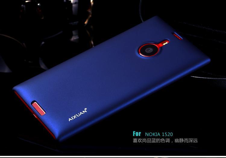 outlet store 184c3 659b5 Aixuan Nokia Lumia 1520 Super Shield Hard Cover Case+Screen Protector