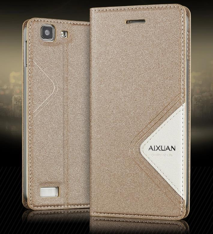 Aixuan Vivo X3 X3S Flip Case Cover + Free Screen Protector