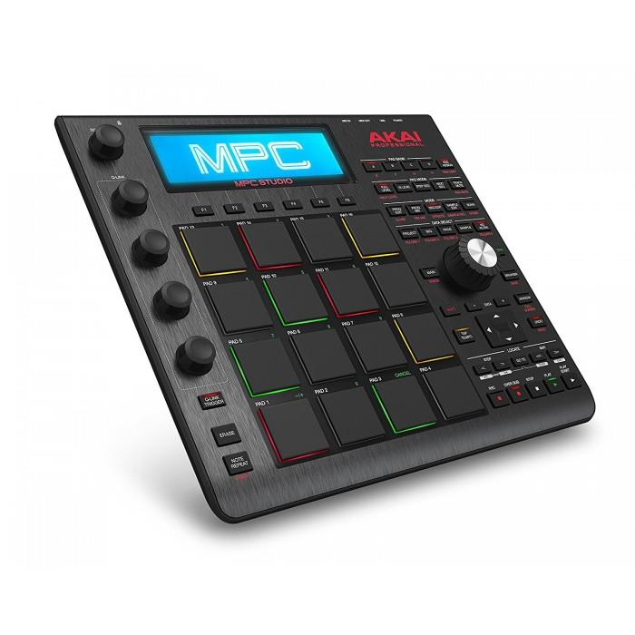 Akai Professional MPC Studio Black Music Production Controller with 7+