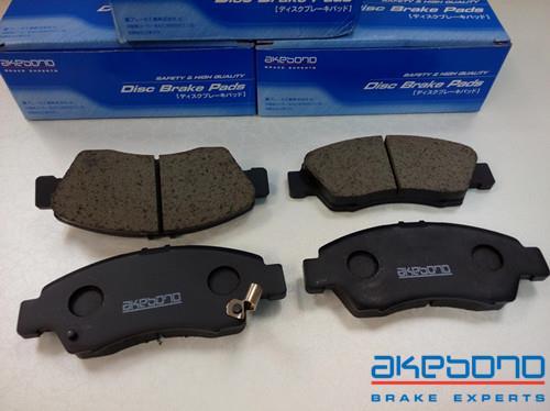 Akebono Brake Pad For Honda CRV (S9A) [Front]