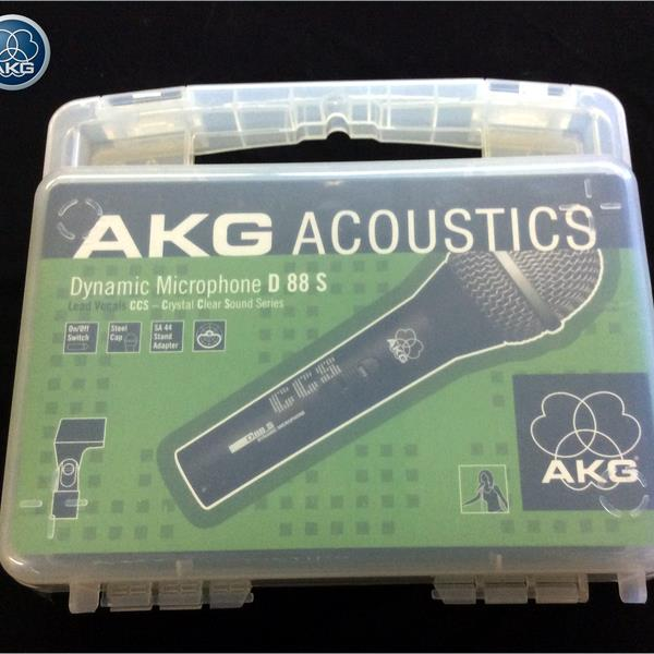 AKG D88S vocal microphone