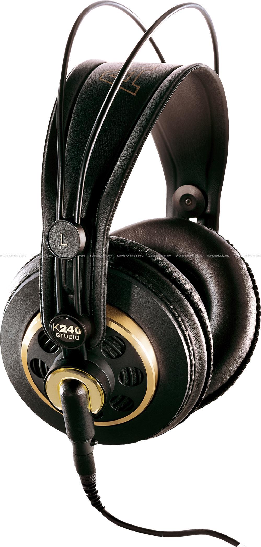 AKG Pro K240 Studio Mixing / Mastering ^ Headphones ^ Free Shipping