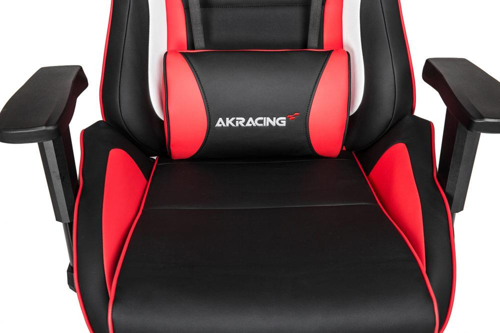 AKRacing CPX11 PRO X SERIES GAMING CHAIR - RED