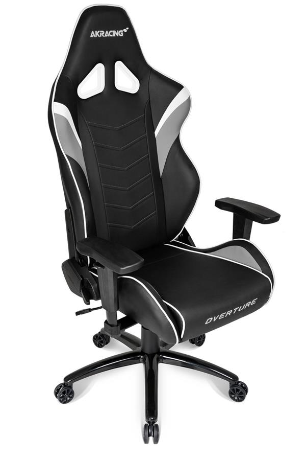 AKRacing K601O OVERTURE SERIES GAMING CHAIR – WHITE