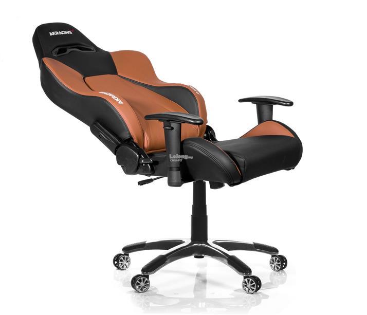 Ordinaire AKRacing PREMIUM Gaming Chair   (Black/Brown) AK Racing Gaming PC