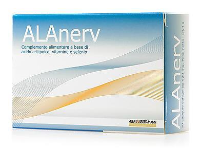 ALAnerv (20 soft gels) (nerve numbness)