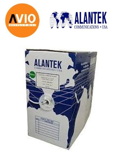 Alantek ALJ6-305 Cat6 Jelly-Filled UTP Outdoor Cable 305 meter