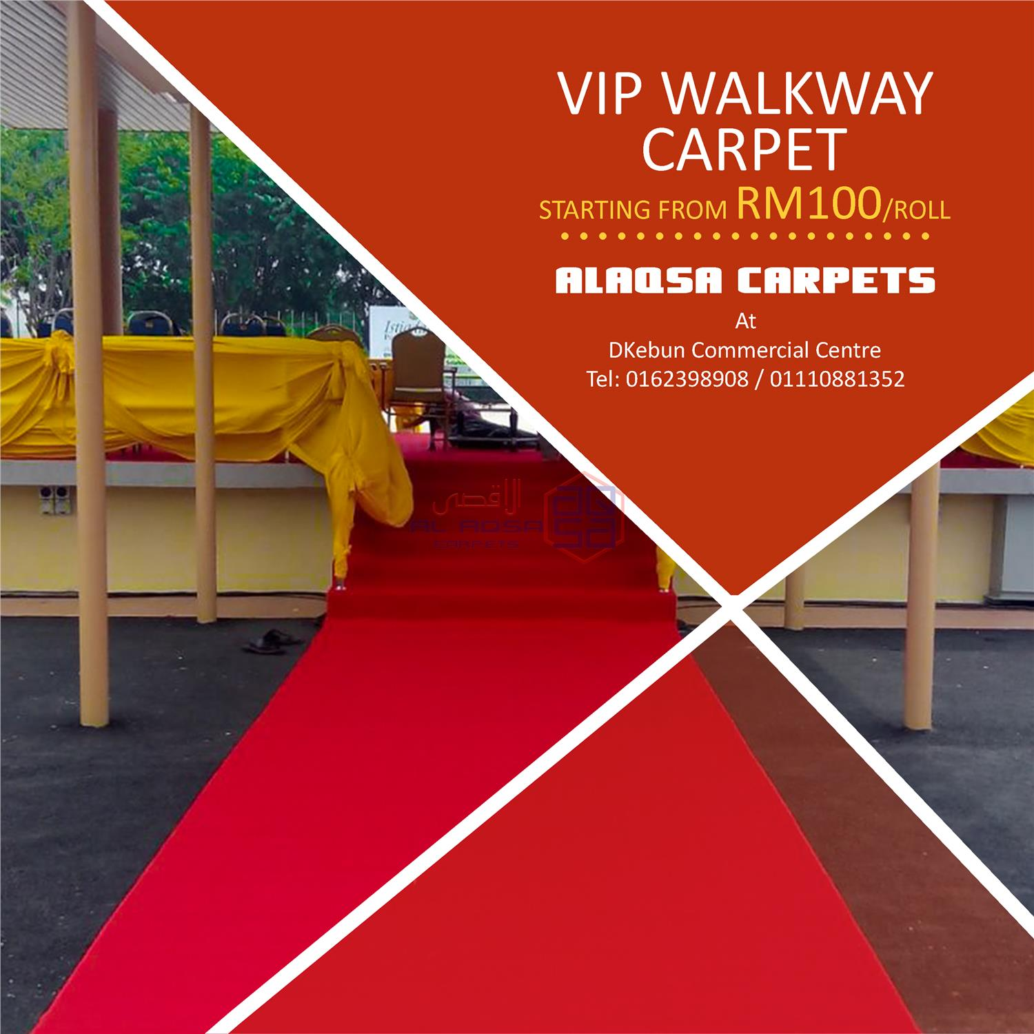 Alaqsa Carpets The Cheapest Walkway End 3 19 2017 3 15 Pm