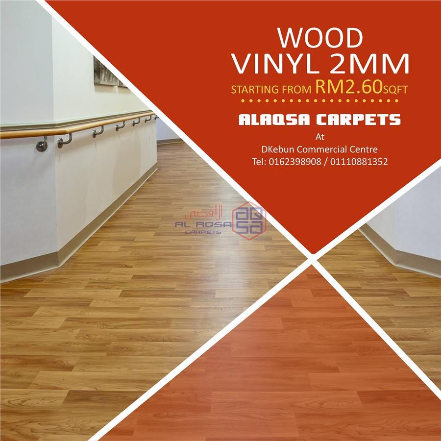 Alaqsa Carpets Vinyl Flooring Roll