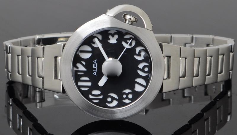 Alba Ladies Dress Watch VJ21-X031BW