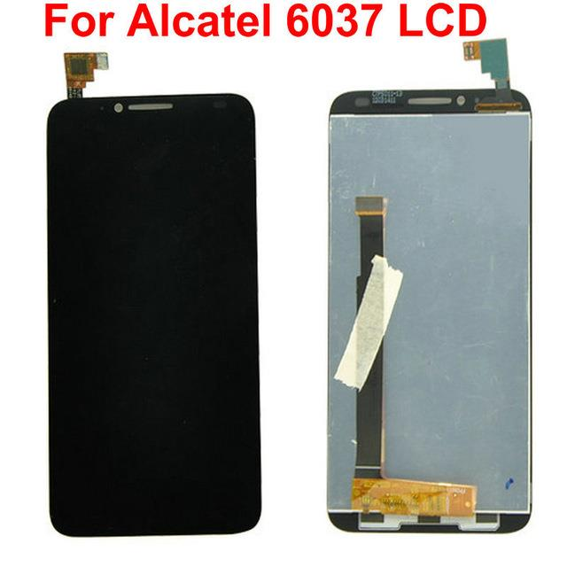 Alcatel One idol 2 6037 LCD DISPLAY Touch Screen Digitizer