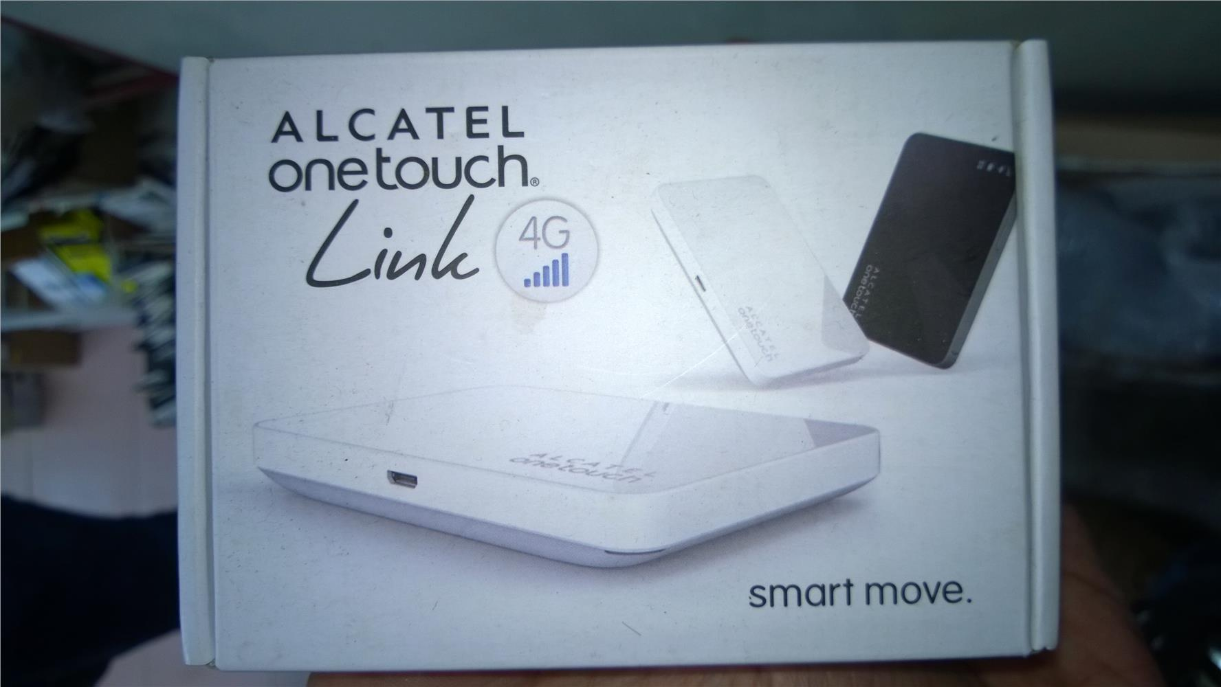 Alcatel One Touch Link Y858 4G LTE FDD Wifi Router Mobile Hotspot Mode