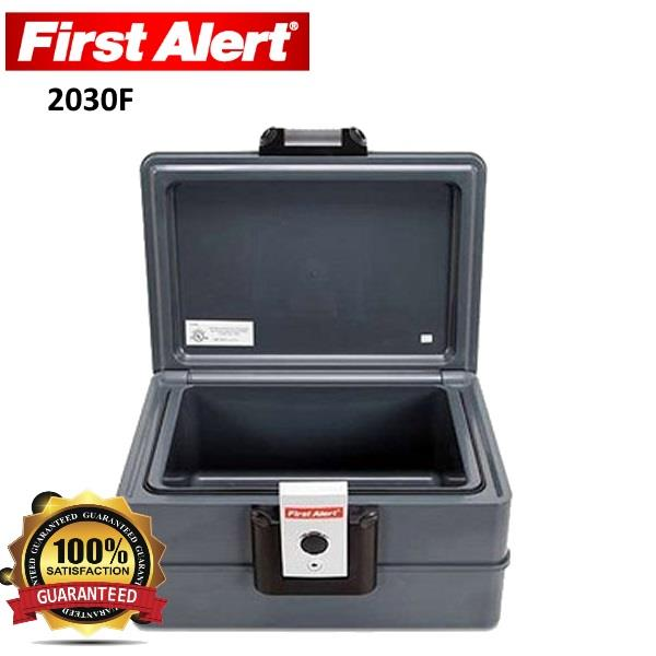FIRST ALERT 0.39 Cubic Foot 2030F Water and Fire Protector Chest