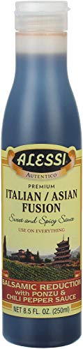 Alessi Balsamic Reduction, Italian  & Asian Fusion, 6Count