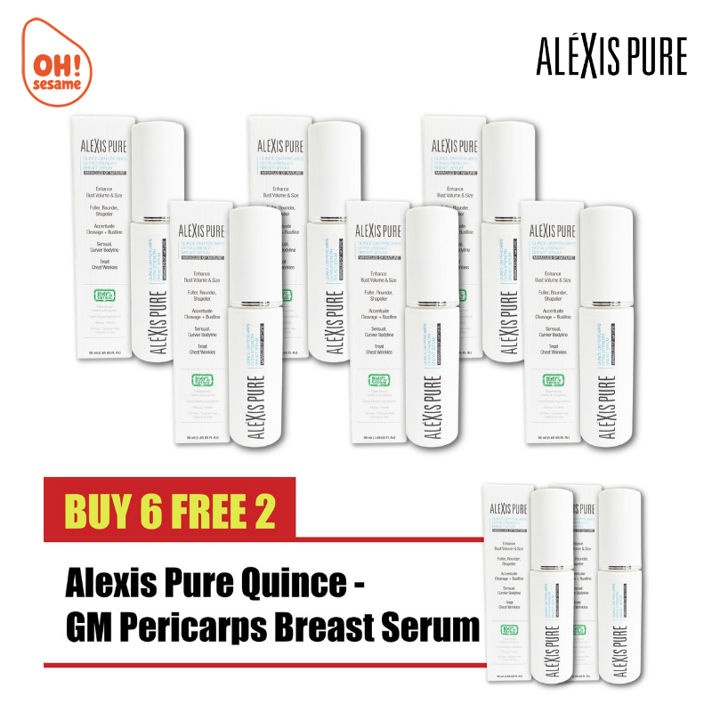 Alexis Pure Quince-GM Pericarps Breast Serum- Enlargement (B6F2)