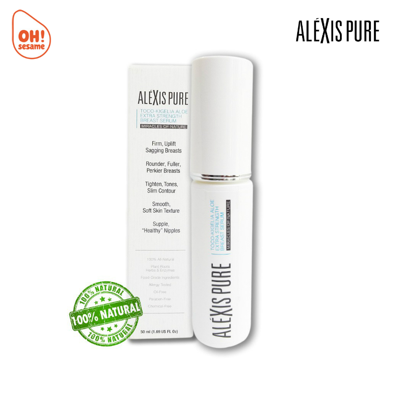 Alexis Pure Toco-Kigelia Aloe Breast Serum- Breast Firming 50ml