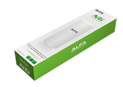 Alfa N5 Outdoor 5 8 Ghz Out Door Wisp vs MikroTik