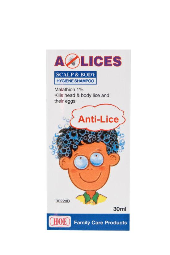 Alices Shampoo (30ml x 2 btl)