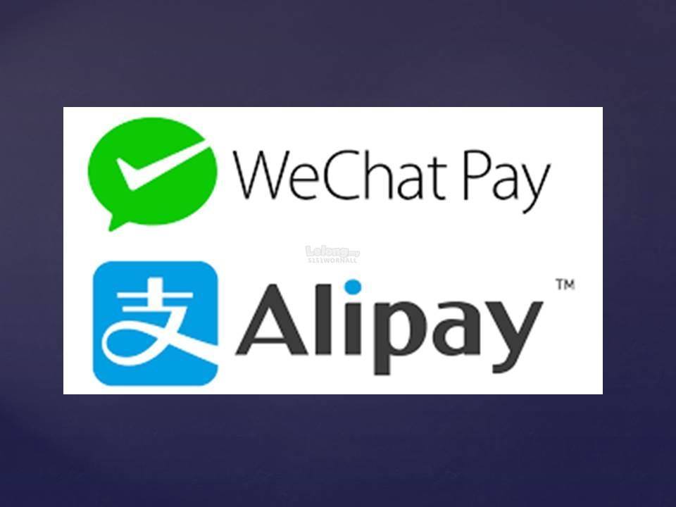 Alipay & Wechat Wallet Topup