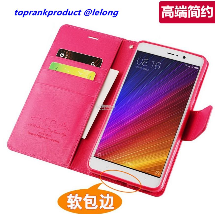 huge discount 6d938 5277f Alivo Xiaomi Redmi Note 5 5A Prime Flip Silicone Case Cover Casing