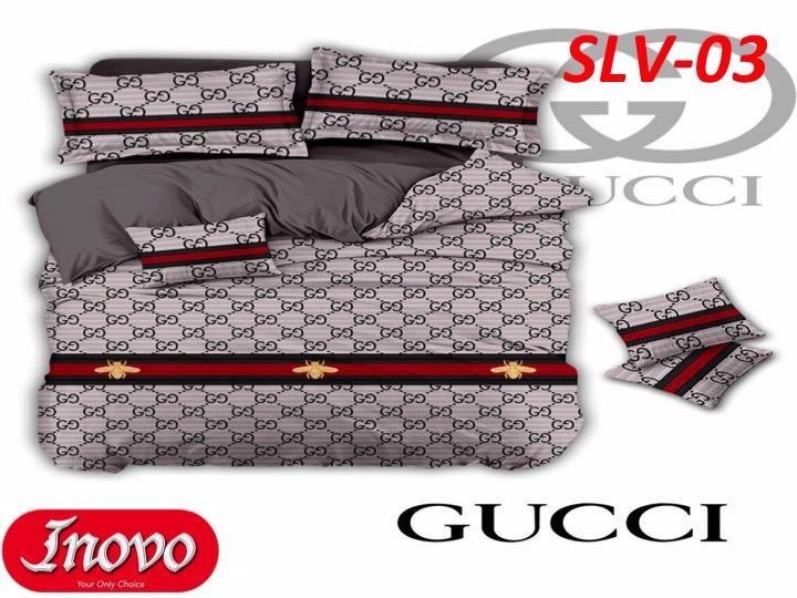 Aloe Cotton 800 Thread Count Single Size Bedsheet (SLVO1 05)