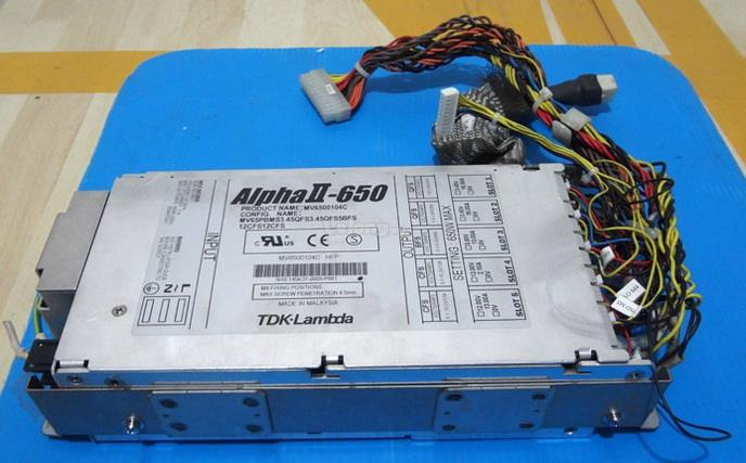Alpha II-650 MV6500104C Power Supply TDK-Lambda