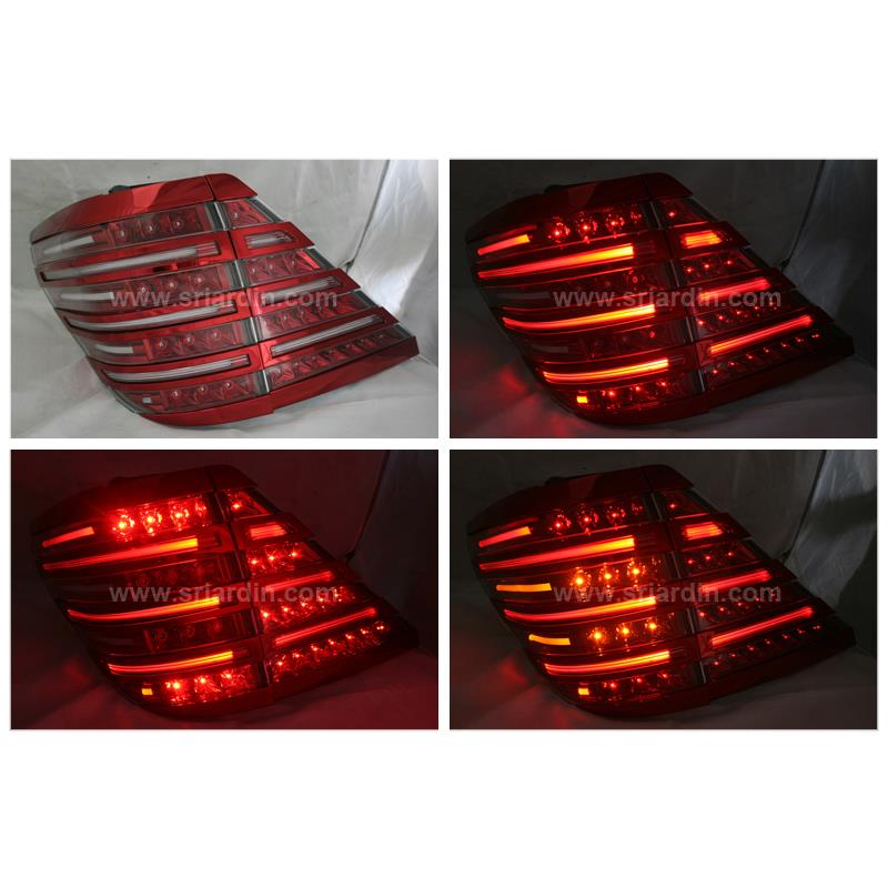 Alphard Vellfire 08-14 Light Bar LED Tail Lamp
