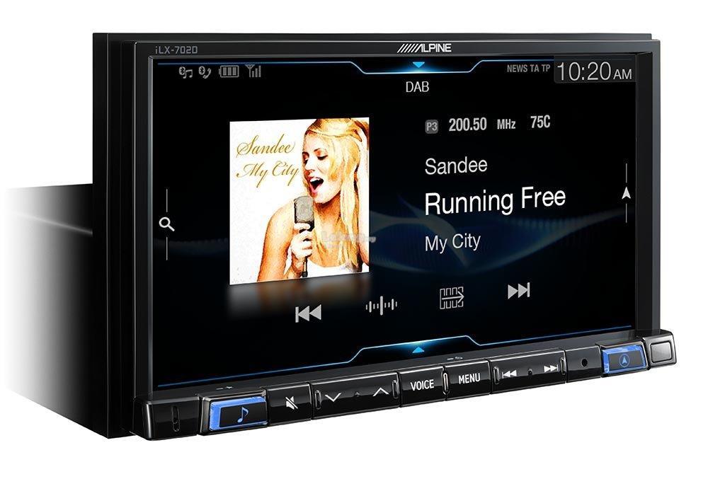Alpine Ilx 702d 7 Digital Media Stat End 4 5 2020 3 15 Pm