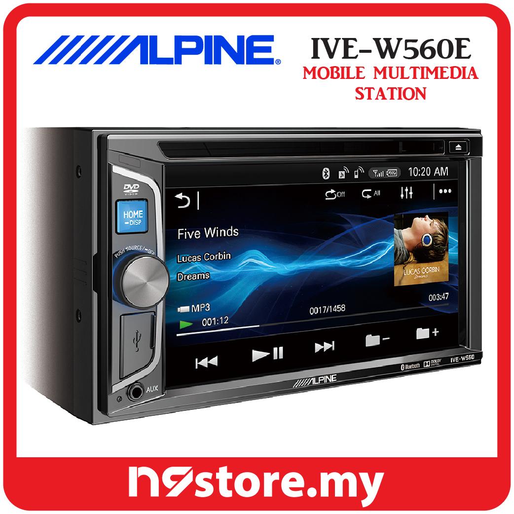 Alpine Ive W560e 6 1 Inch Double Di End 1 13 2021 12 00 Am