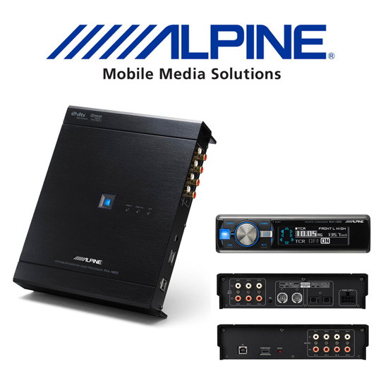 Alpine pxa-h800 инструкция по установке