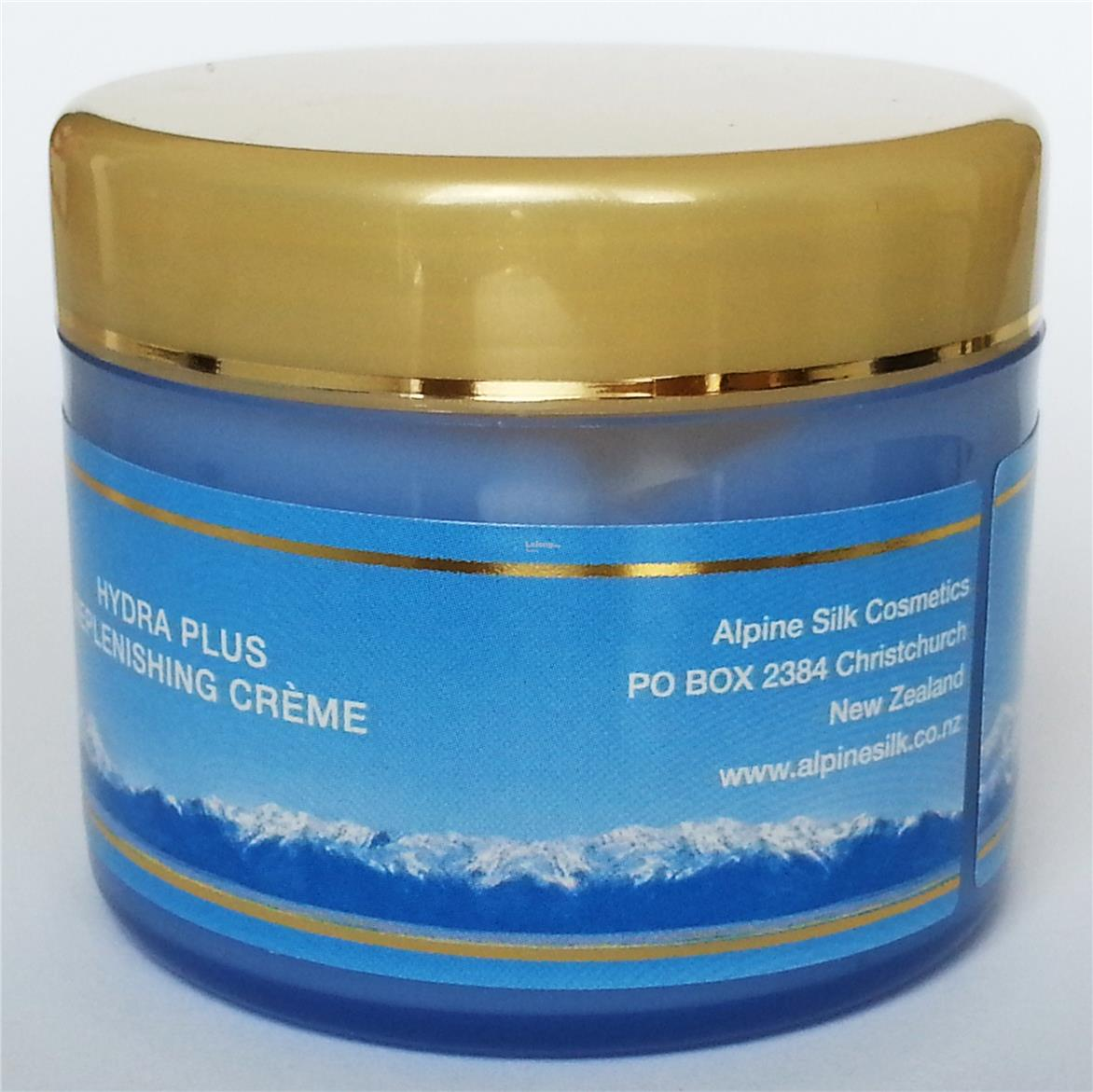 Alpine Silk Gold Hydra Replenishing Placenta Lanolin Moisture Crème NZ