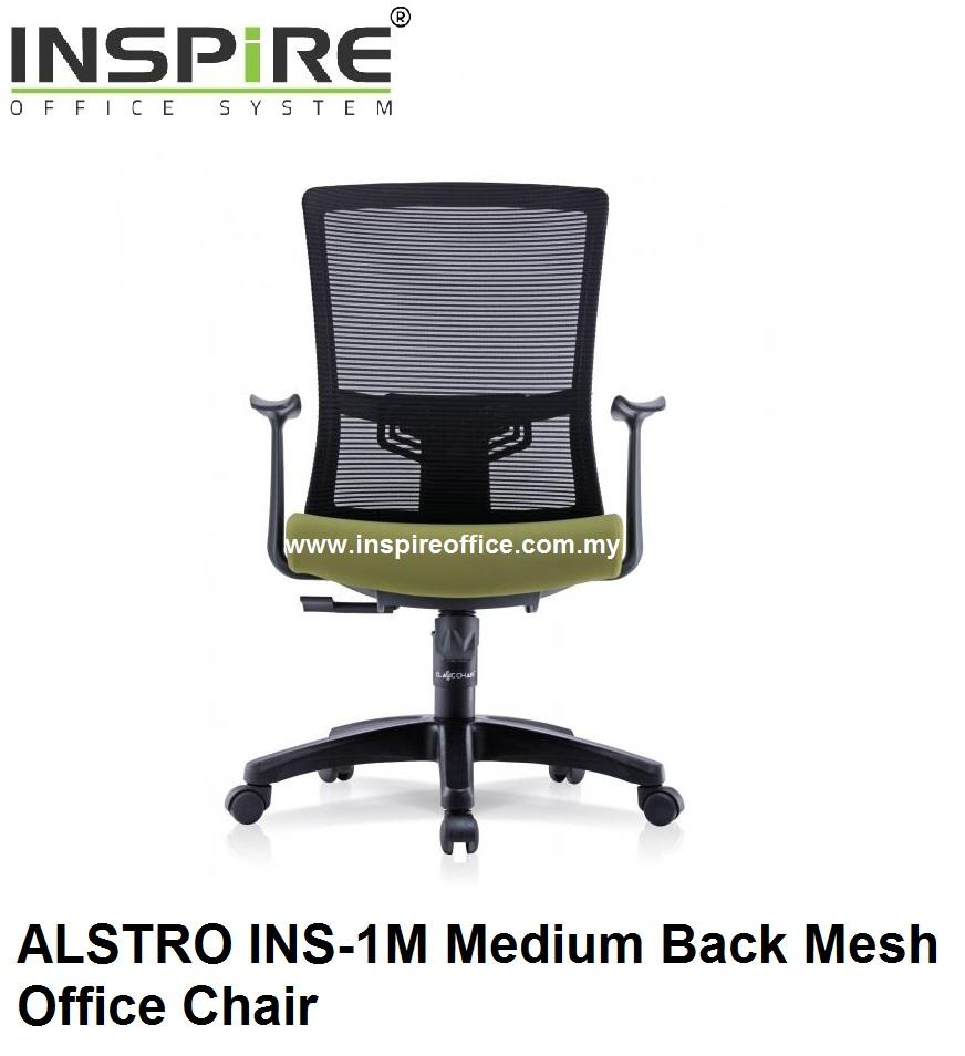 ALSTRO INS-1M Medium Back Mesh Office Chair