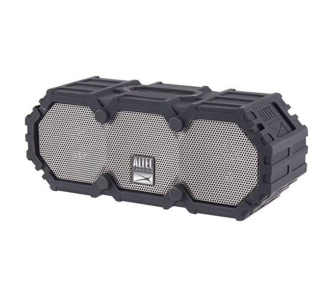 Altec Lansing Lifejacket 3 Bluetooth Speaker - Black
