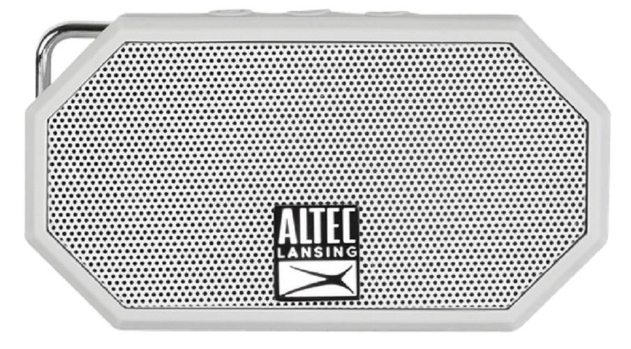 Altec Lansing Mini H20 Speaker Grey