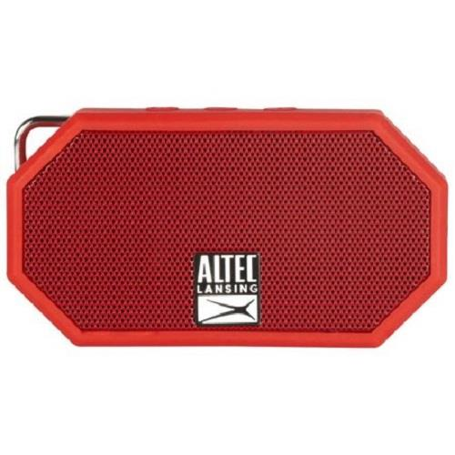Altec Lansing Mini H20 Speaker Red