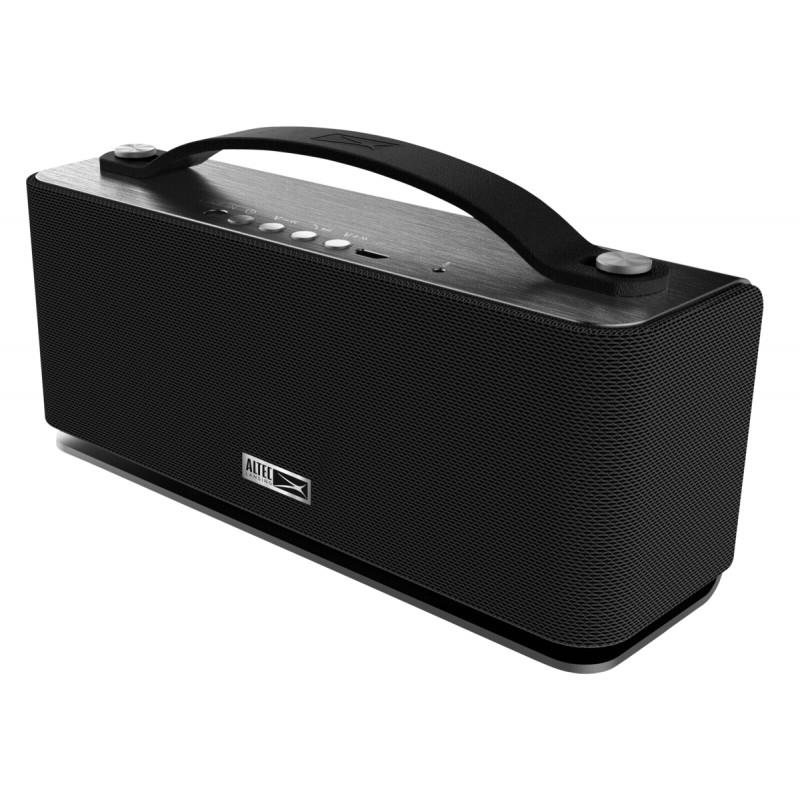 Altec Lansing Museo Bluetooth Speaker -Black