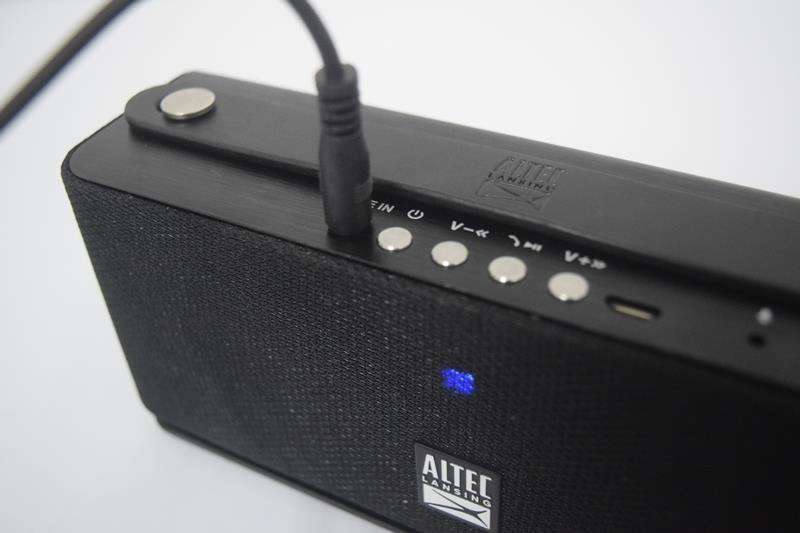 Altec Lansing Museo Bluetooth Speake (end 8/22/2019 4:15 PM)
